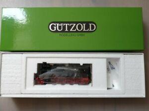 Gützold Dampflokomotive 40052 BR 75 501 Ep. III SOUND,