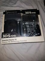Nintendo 3DS / DSi Essential Starter Kit. New I-Con Compatible