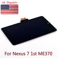 For Google ASUS Nexus 7 1st ME370 ME370T LCD Touch Screen Digitizer Assy USA RH