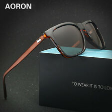 Retro-Aluminum-Sunglasses-Polarized-HD-Mens-Eyewear-Fashion-Driving-Sun-Glasses