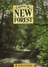 Explore the New Forest,Great Britain: Forestry Commission