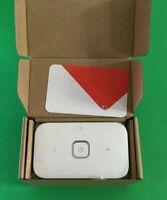 Vodafone Huawei R218h Modem portatile a banda larga mobile 4G LTE  bianco