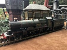 Hornby R1077 Castle Class 4-6-0 Windsor Castle 4082 In GWR Green DCC Fitted