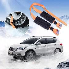 Crosser- Anti-Skid Emergency Tire Straps (Set Of 2)