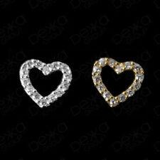 Cubic Zirconia Love & Hearts Fashion Bracelets