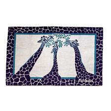 Hermès Beach Towel with Three Giraffe Design - Free Shipping USA