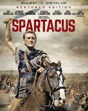 Spartacus [New Blu-ray] Restored, UV/HD Digital Copy, Slipsleeve Packaging, Sn