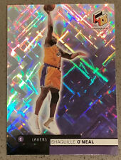 1999-00 UPPER DECK HoloGrFX FOIL SHAQUILLE O'NEAL REFRACTOR LOS ANGELES LAKERS