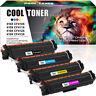 4PK Toner for HP 410X CF410X Color LaserJet Pro MFP M477fnw M477fdw M452dn M452