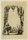Antique Master Print-GENRE-WILLIAM TELL-GUILLAUME TELL-SOCIETY-Seghers-1844