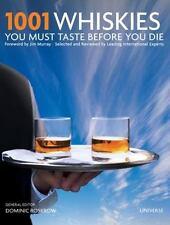 1001 Whiskies You Must Taste Before You Die (1001 (Universe)), , Good Book