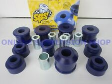 SUPER PRO Front Suspension Bush Kit to suit Nissan Patrol GU Models SUPERPRO