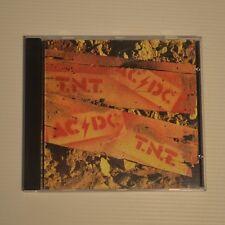 AC/DC - T.N.T. - AUSTRALIAN CD PICTURE DISC 1995 PRESS
