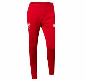 LIVERPOOL ON-PITCH PANTS RED Mens SIZE XXL SLIM BNWT NEW BALANCE