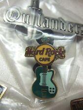 Lot of 7 Vintage Hard Rock Cafe Harley Davidson Honda Outlanders Misc Pins