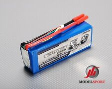 4S turnigy 5000mah 5Amp 14,8 V 20 - 30c batterie à 4 cellules lipo hélicoptère avion voiture