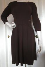 Anne Klein Brown Sweater Dress Medium/Large