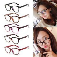 Retro Eyeglasses Frame Full-Rim Men/Women Vintage Glasses Eyewear Clear Lens