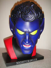 MARVEL NIGHTCRAWLER LIFE SIZE BUST-Statue LOW #48/300 By ALEX ROSS MIB X-MEN