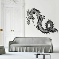 Wall Decal Dragon Snake Symbol China Myth Fantasy Room Wallpaper M960