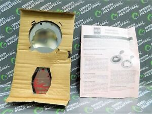 "NEW BS&B Safety Systems 3"" 11000285-1 Rupture Disc 14.5 PSIG @ 650°F 131358"