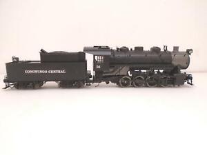 Proto 2000 Ho 0-8-0 steam locomotive, Tsunami DCC, Sound, e17