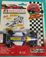 Williams FW14B Canon Renault (Polistil F.1 Professional Slot Car New In Box