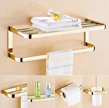 Modern Bathroom Hardware Set Bath Accessories Towel Bar Rack Toilet Paper Holder