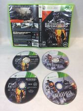 Battlefield 3 & 4 (Xbox 360) tested working lot of 2
