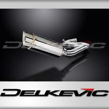 """Honda CBR1000RR Mini 8"""" Stainless Round Muffler Exhaust 08-10 11 12 13 14 15 16"""