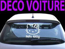 HELLO KITTY STICKERS 30cm VOITURE AUTO décoration autocollant  coloris au choix