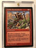 Goblin Bombardment X (1) MTG Tempest M/NM (RG) 4RCards