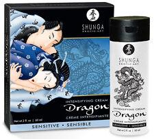 Creme de Virilite Dragon Sensible - 60 ml - Shunga