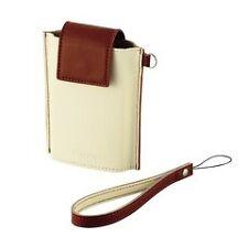 U-style Leather digital Camera Case (white)