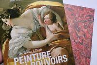 PEINTURE ET POUVOIRS AUX XVII ET XVIIIe SIÈCLESDe Rome à Paris