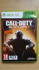 Call of duty black ops 3 - xbox 360 - UK PAL Game