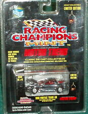 RACING CHAMPIONS 1996 PONTIAC TRANS AM CHROME PLATED 1/64 w DISPLAY BOX