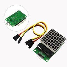 Microprocessor MAX7219 MCU Board Dot Matrix Module Arduino LED Display Drivers