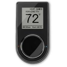 Smart Wi-Fi Thermostat 24-Volt Lithium-Ion Programmable Backlit LCD Display