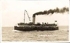 Blackpool. Mersey Ferry SS Minden.