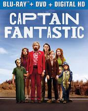 Captain Fantastic (Blu-ray Disc, 2016, Includes Digital Copy UltraViolet)
