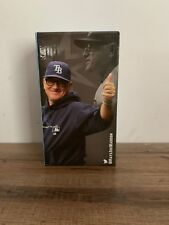 Joe Maddon Garden Gnome No. 70 Rays & Cubs World Series New Game Day Giveaway