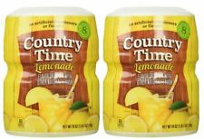 Country Time Lemonade Drink Mix, 19 oz - 2packs