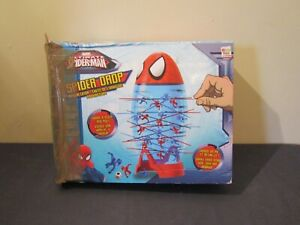 MARVEL ULTIMATE SPIDER-MAN SPIDER DROP GAME PARTS ( CHOOSE ).