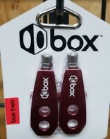 Box Two BMX Chain Tensioner Red