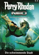 Perry Rhodan NEO-Bd.20: Die schwimmende Stadt-Hermann Ritter-Science Fiction-neu