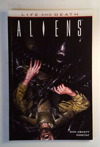 Aliens: Life and Death #1 (2017) Dark Horse Comics 9.4 NM GN Trade Paperpack