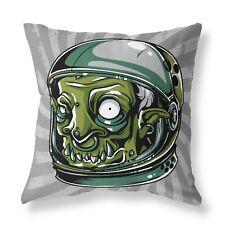 Casco astronauta carácter relleno amortiguador Cremallera Diseñador Gris