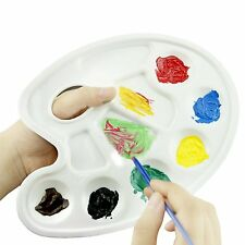 Art Alternatives Paint Tray, 10 Wells With Thumb Hole Pack Of 1 palette