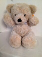 Dakin Big Cuddles Teddy Bear - Beige 1979 Vintage NWT NEW (Damaged Tag)